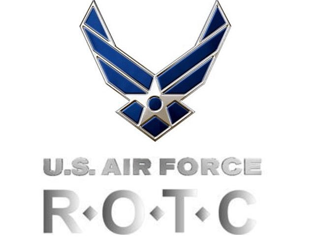 Logo for US Air Force ROTC