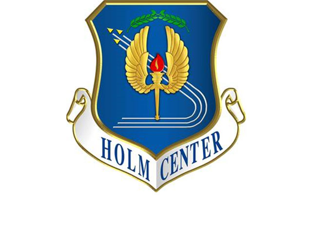 Logo for Holm Center