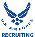 Logo for U.S. Air Force Recruiting