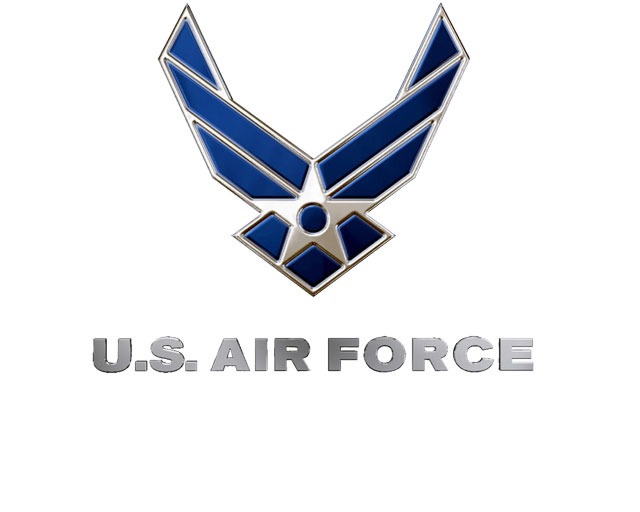 Logo for U.S. Air Force